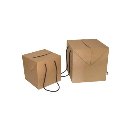Box cor natural medidas 250x250x250mm