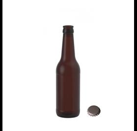 33cl-lasi olutta pullo 330 ml