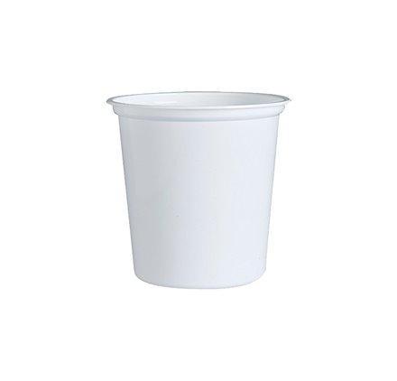 Pack 25 uni. Taça plástica sopa take away para sopa 1000ml