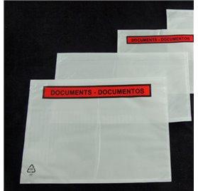 Envelope logistica com impressão documentos