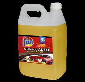 MR Fun Shampoo Auto 5L