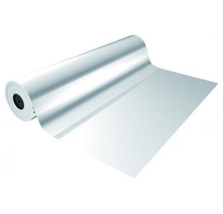 Polipropileno Transparente Gradiente Gris 70cm 50 metros