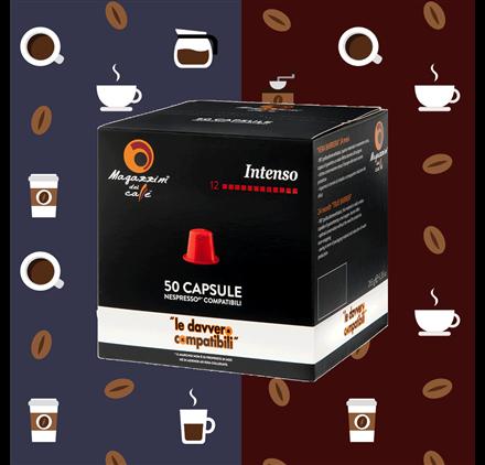Café Magazzini del Café intensidade 12