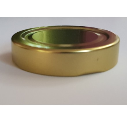 Gold metal cover HIGHT