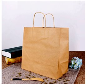 Bolsa de papel 32x20x31cm take away