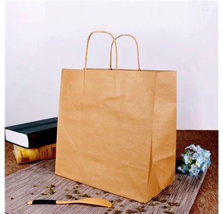 Paper bag 32x20x31cm take away