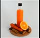 Botella de Vidrio Orquidea 250ML