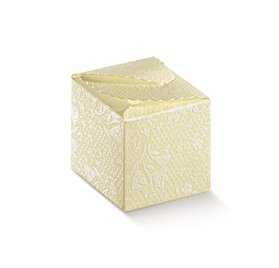 Rombo 50x50x50mm miele