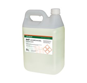 Detergente Roupa Sabão Natural