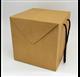 Caja 300x300x300mm natural