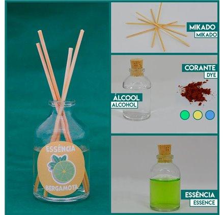 Kit 5 ambientadores