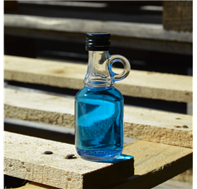 Glass Bottle Galon 40ml