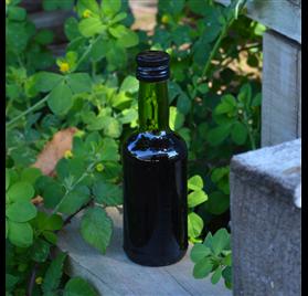 Bouteille miniature typique Vin Port 50ml