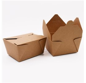 Pack 50 Caixa Take-Away 828ml