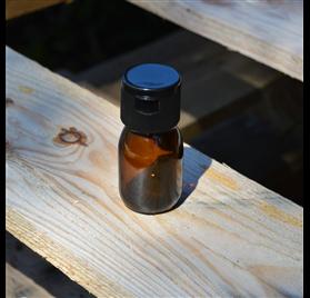 Large bouche orange 125 ml bouteille