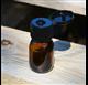 Platus nagų gintaro 125 ml buteliukas