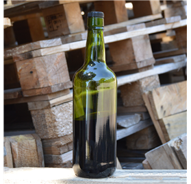 Garrafa verde Vinho Porto 75cl