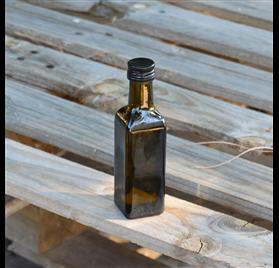 Dark Glass Bottle Orquidea 100ml