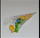 L'acétate transparent boîte 155 mm cône