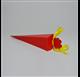 Caja seta rosso cono 155mm