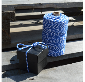Cordel algodão blue ultimate 100 metros