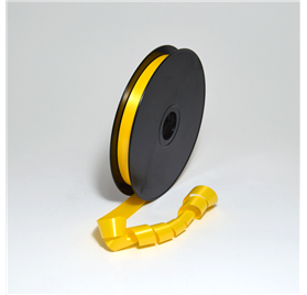 Fita embrulho 15mm 100m Pineapple Yellow