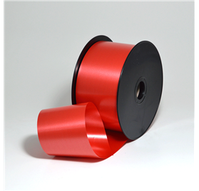 Fita embrulho 70mm 100m Red Ruby