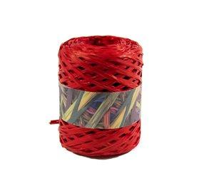 Rafia rolo 200m Red Ruby