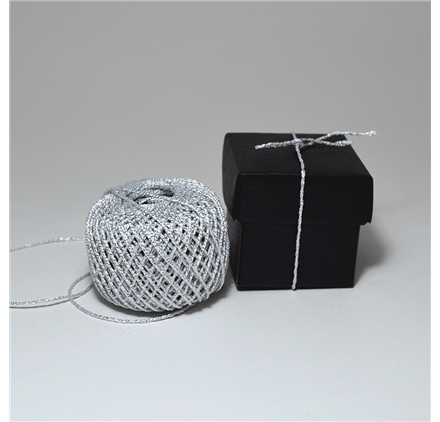 Cordão filex Silver Shiny String