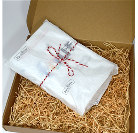 Custom white tissue paper 51x76 printed 1 or 2 colors