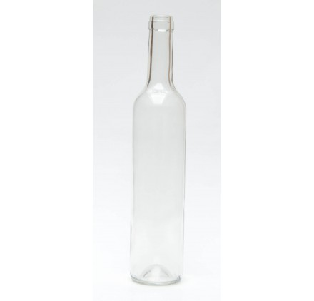 Glass Bottle 500ml Classic