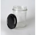 212ml 21cl - Rund flaska med ring