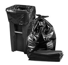 Saco para lixo Preto 80x90cm