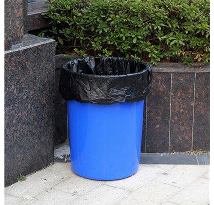 Saco para lixo Preto 85x105cm
