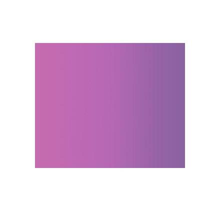Rolo de polipropileno lilás