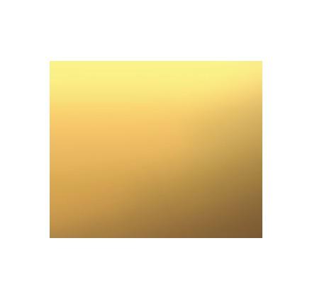 Rolo liso dourado