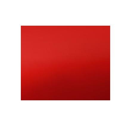 Rolo liso vermelho