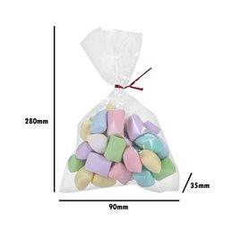 Celofano maišelį pp 750grs
