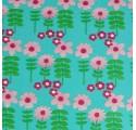 Papier d'emballage jardin de fleurs