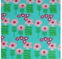 Wrapping paper flower garden