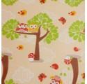 Lapset käärepaperi forest