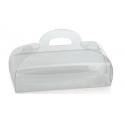 Acetat-Box Mini 80x50x50mm Torte