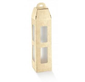 Caixa tela neutro modelo lanterna 1 garrafa