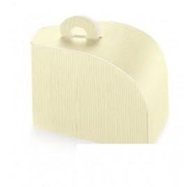 Caixa seta avorio dolcetto 75x45x50mm