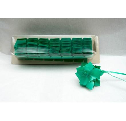 Fita embrulho bouquet verde