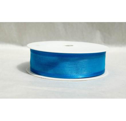Kék Gyöngyös organza szalag 13159e1ca8