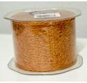 Bright copper Web Ribbon