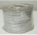 Web Silber Band mit hellen