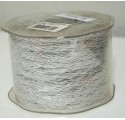 Web silver tape with bright