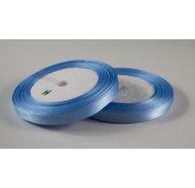 Fita Cetim 10mm 25 Metros - Azul